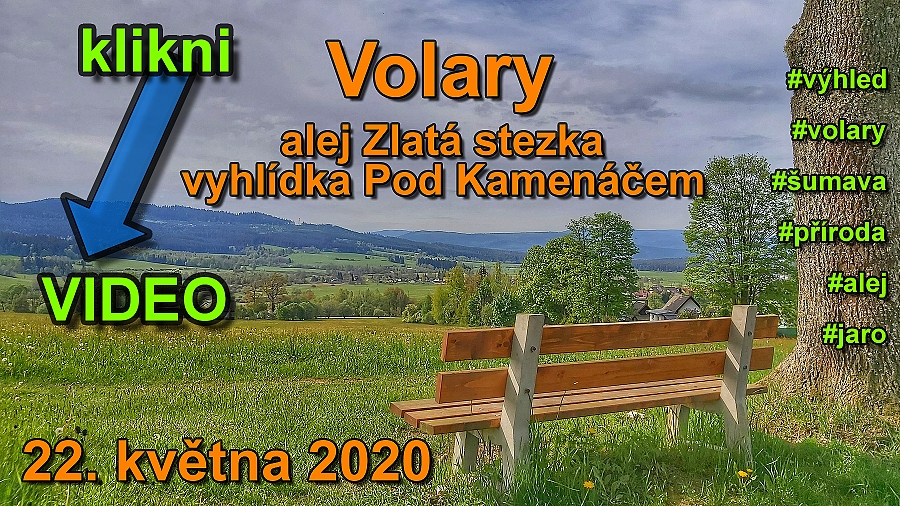 VIDEO: Volary 22. května